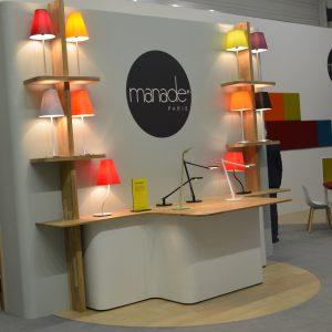 Lampes de bureau Manade