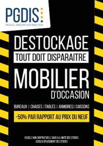 mobilier destockage